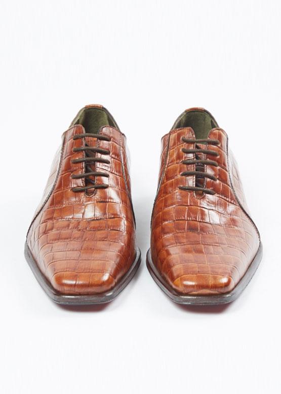 Zapato VENEZIA color caramelo