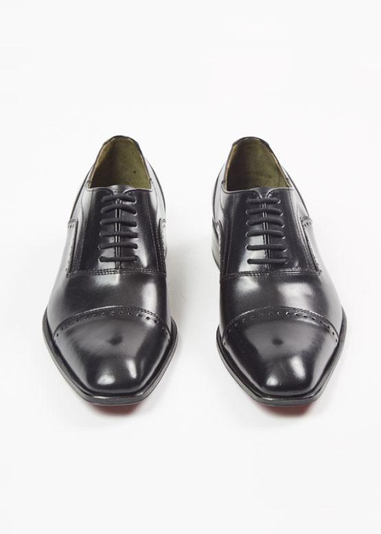 Zapato RÓMULO negro